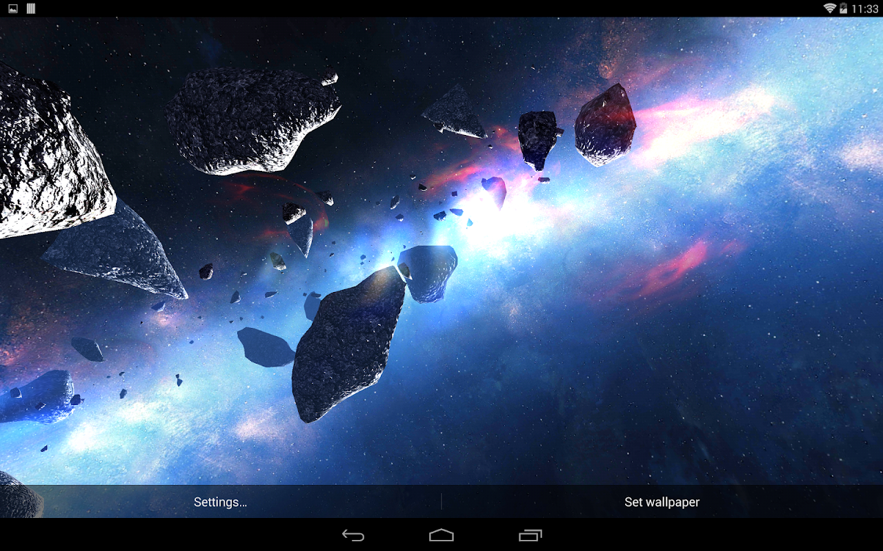 Asteroids Pack The App Store android Code Lads