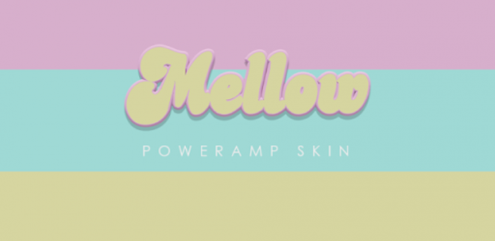 MELLOW Poweramp Skin