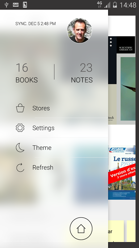 Bookari Ebook Reader Premium The App Store