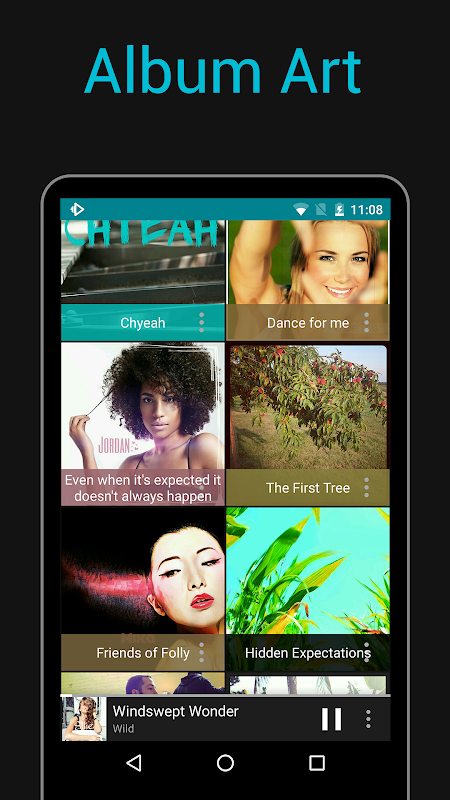 Rocket Player : Music Player The App Store android Code Lads