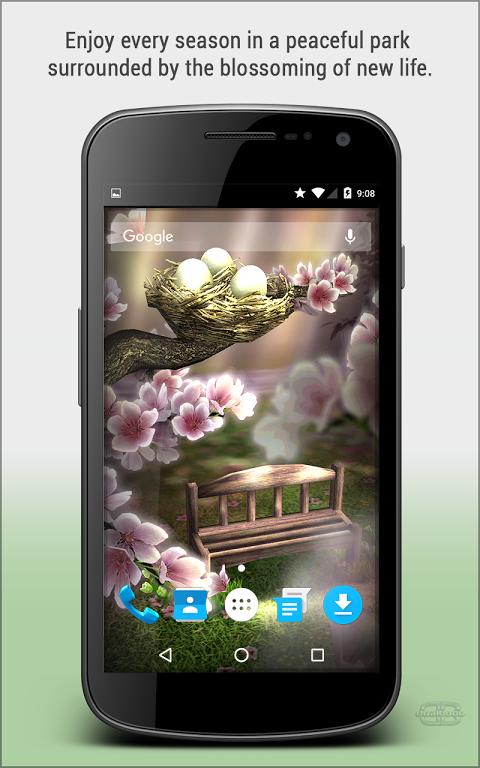 Season Zen HD The App Store