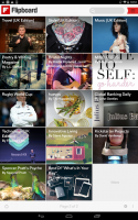 Flipboard: News For Any Topic Screen
