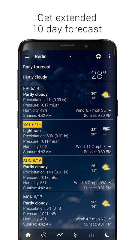 Transparent clock weather (Ad-free) The App Store android Code Lads