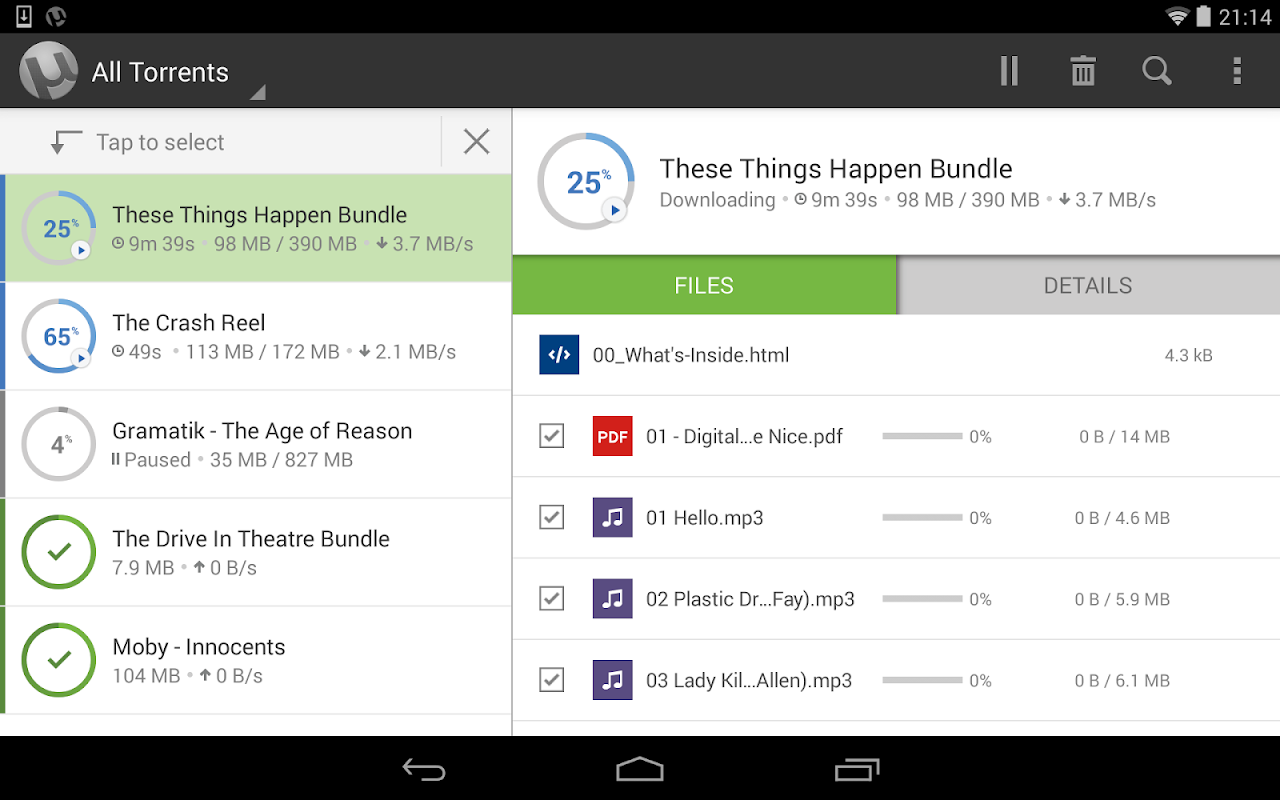 µTorrent® Pro - Torrent App The App Store
