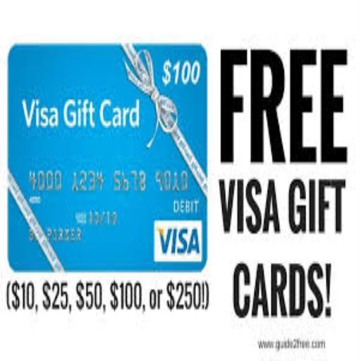 get 10 $1000 vi-sa giftcards; do survey, share, win