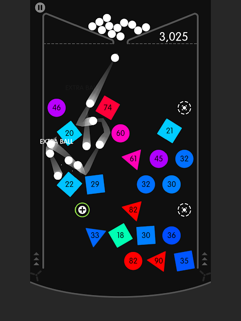 Screenshot Physics Balls APK