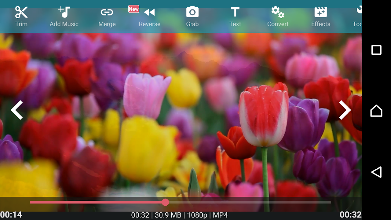 AndroVid Pro Video Editor The App Store