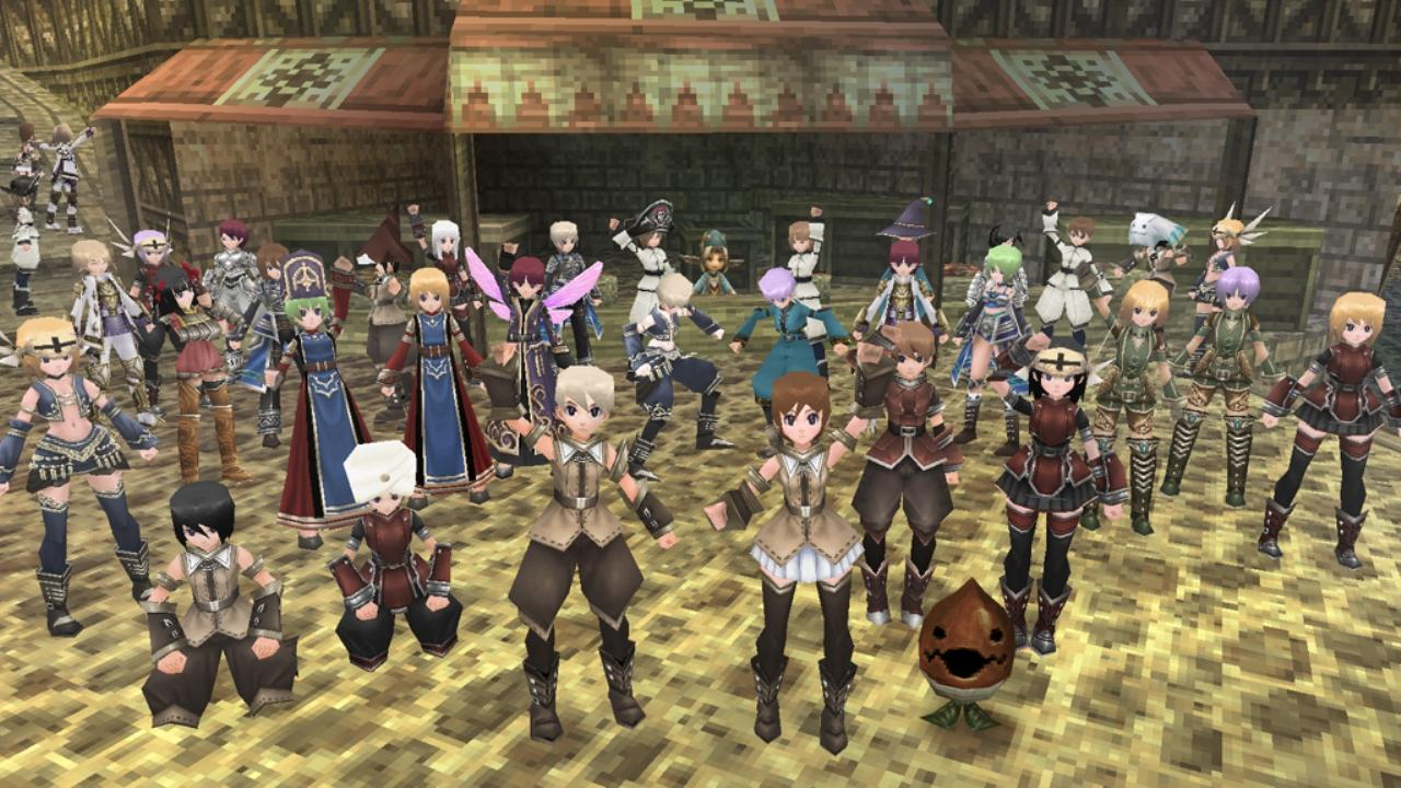 RPG IRUNA Online MMORPG The App Store