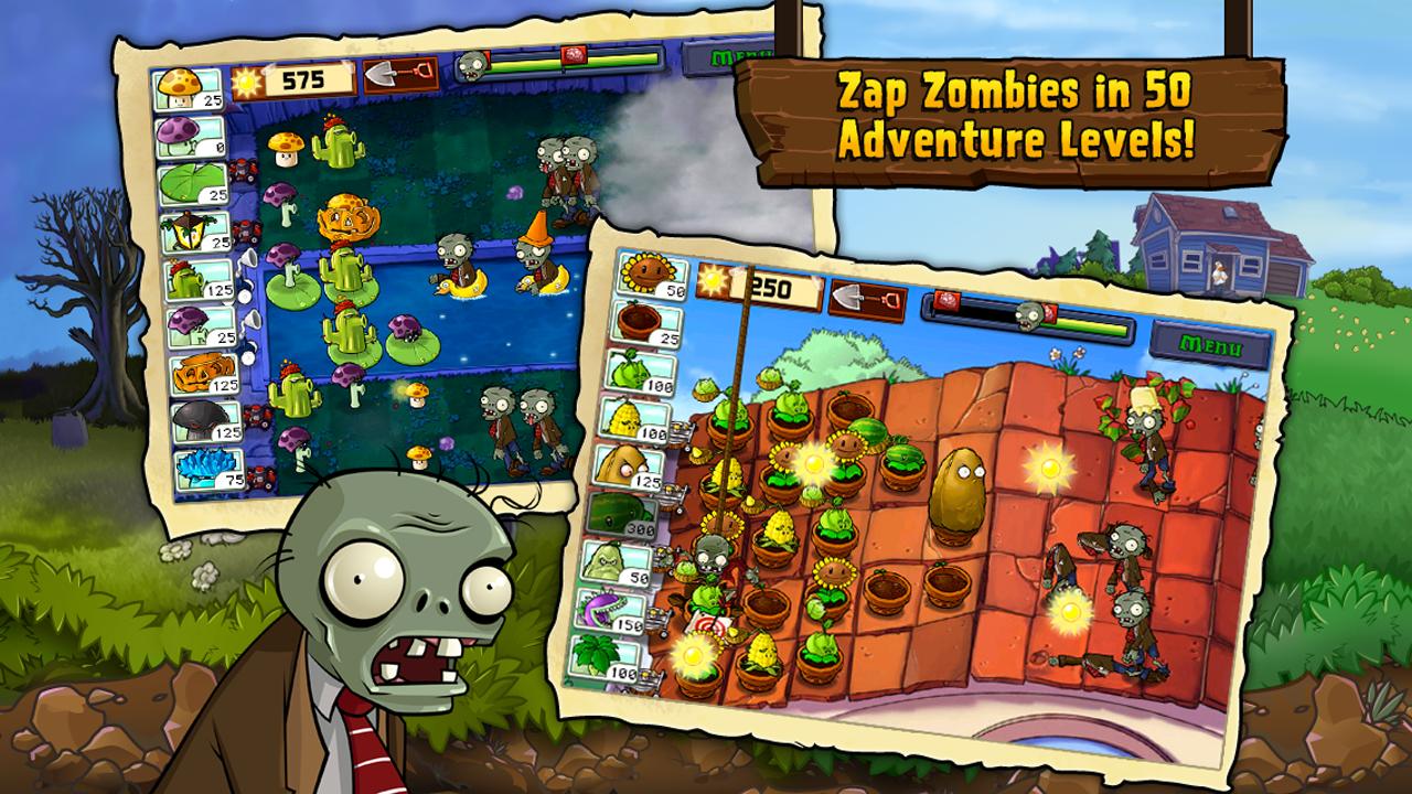 Screenshot Plants vs. Zombies FREE APK
