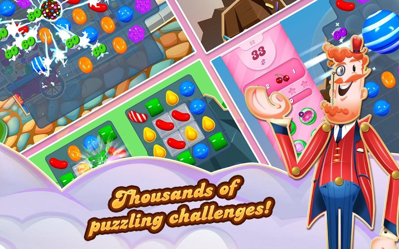 Screenshot Candy Crush Saga APK