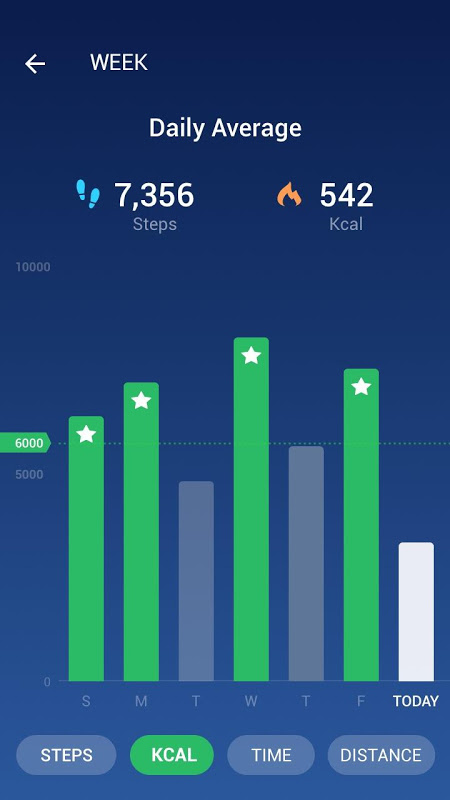 Step Counter - Pedometer Free & Calorie Counter The App Store android Code Lads
