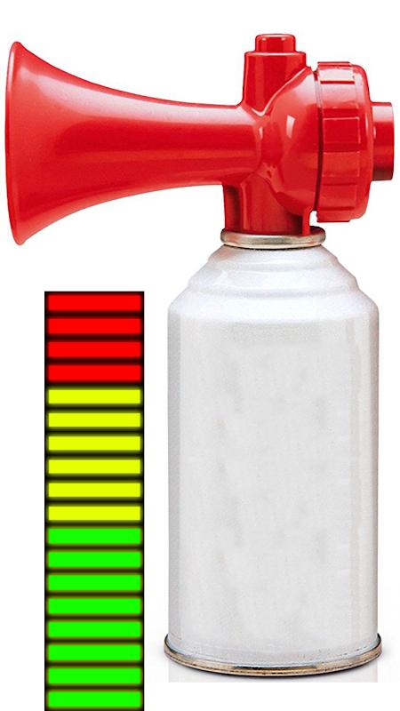 Screenshot Loud Air Horn APK