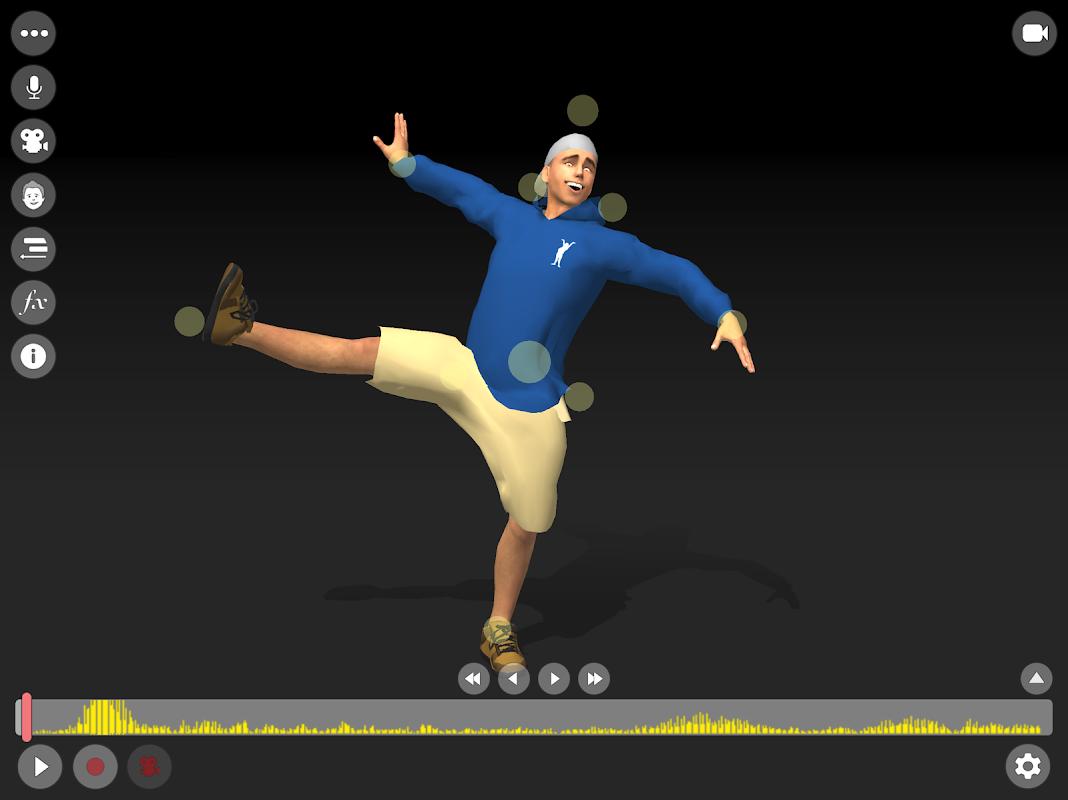 Screenshot Jerky Motion APK