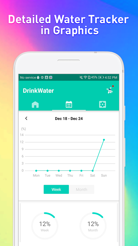 Drink Water Reminder – Water Alert, Water Tracker The App Store android Code Lads