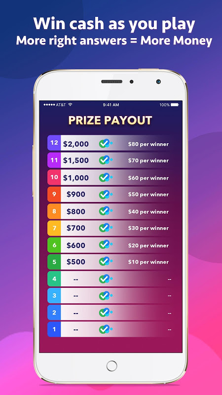 Screenshot Cash Show - Win Real Cash! APK