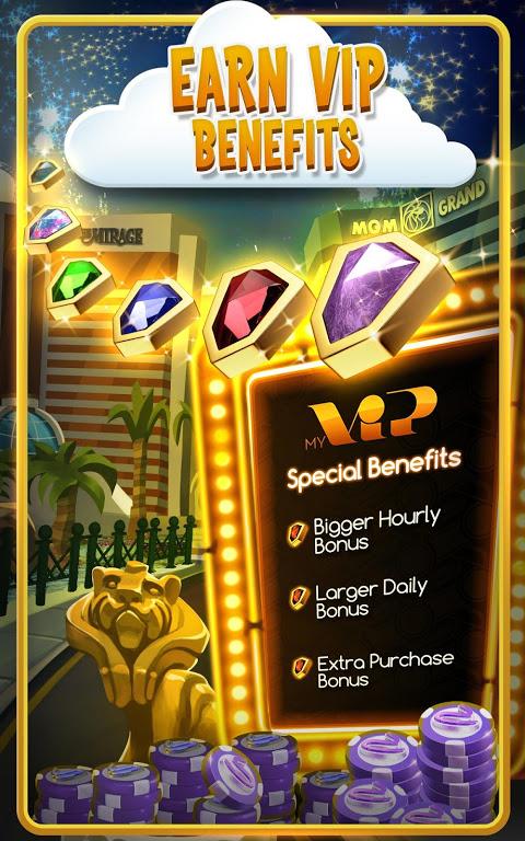 Screenshot myVEGAS Slots - Vegas Casino Slot Machine Games APK