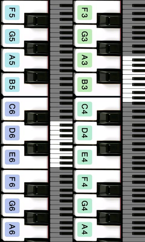 Piano For You The App Store android Code Lads