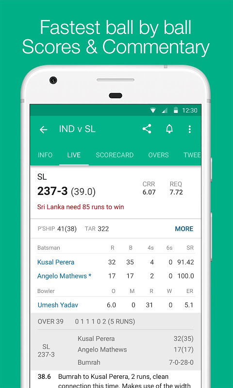 Cricbuzz - Live Cricket Scores & News The App Store android Code Lads