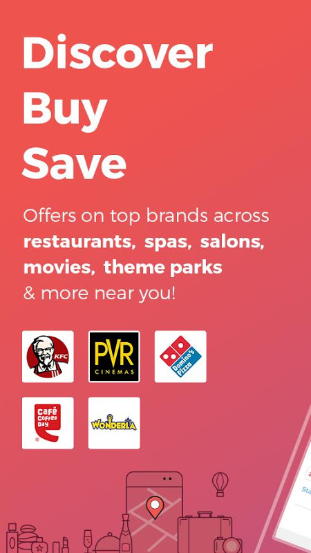 nearbuy.com- Restaurant, Spa, Movie & Hotel Offers The App Store