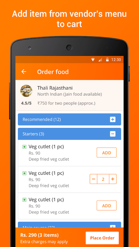 IRCTC eCatering - Food on Track The App Store android Code Lads