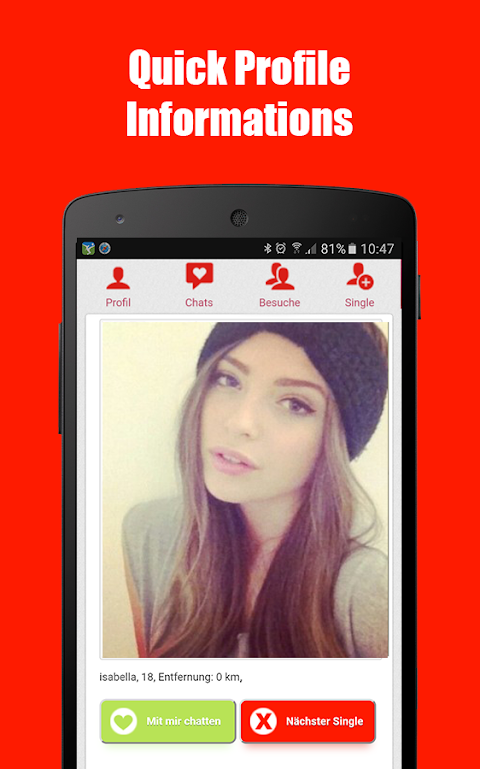 Screenshot Free Dating App & Flirt Chat - Match with Singles APK