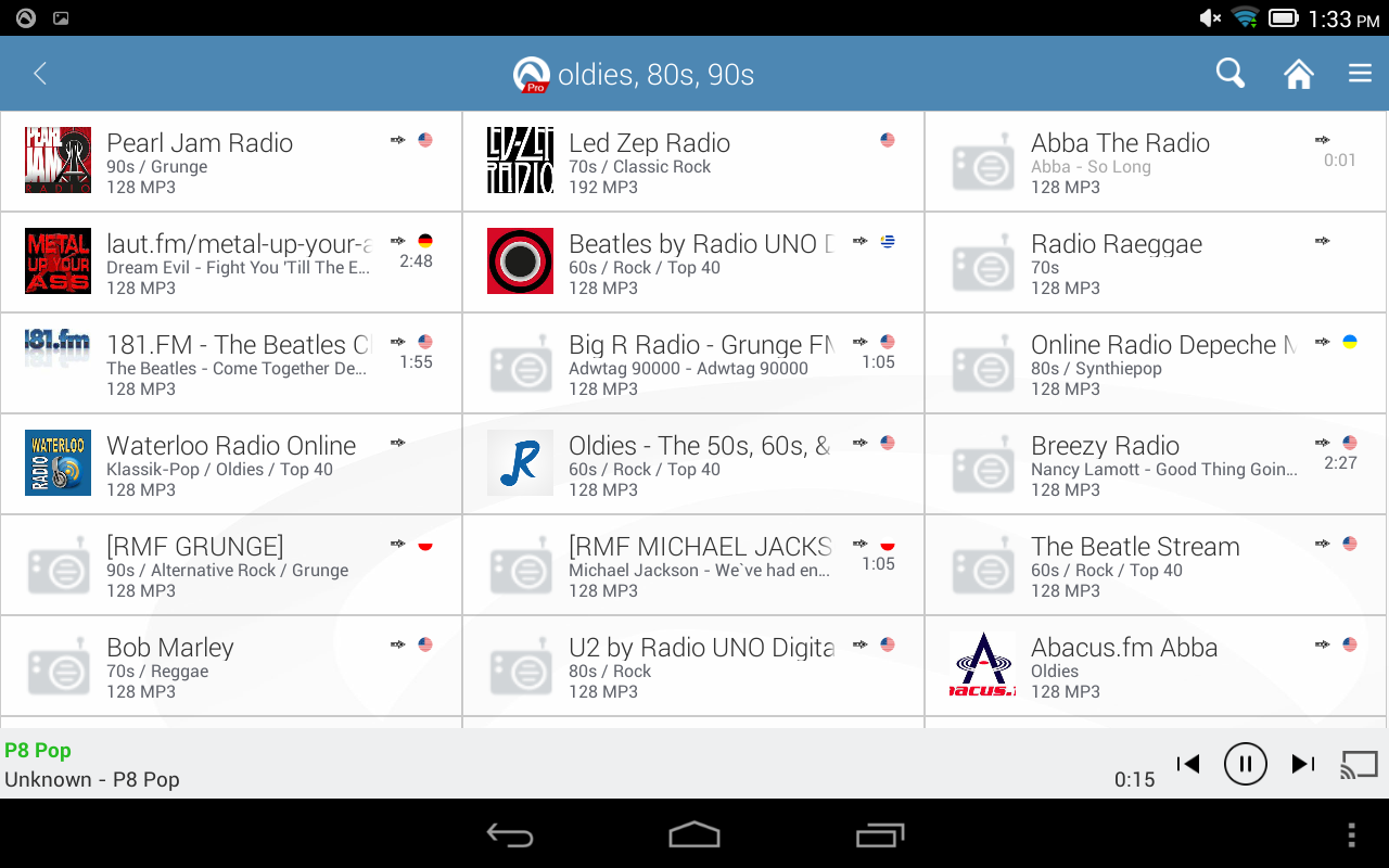 Audials Radio Pro The App Store android Code Lads