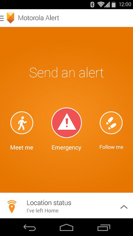 Motorola Alert The App Store