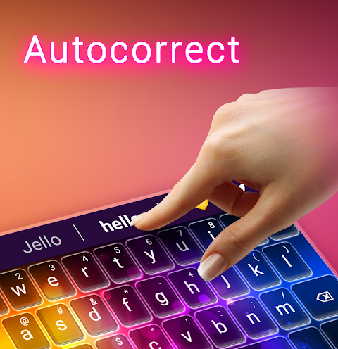 Screenshot Keyboard Themes For Android APK