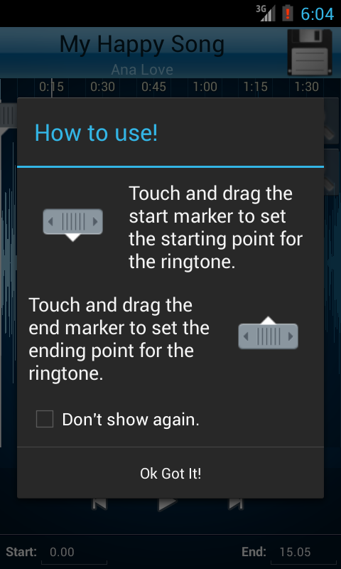 MP3 Cutter and Ringtone Maker? The App Store android Code Lads