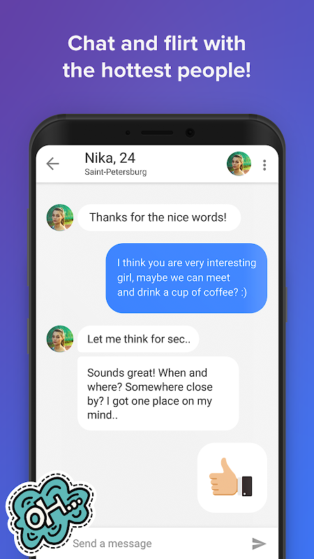 Screenshot Topface - Dating Meeting Chat! APK