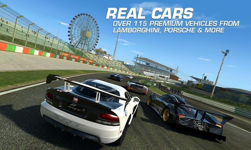 Screenshot Real Racing 3 APK