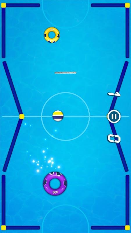 Screenshot Air Hockey Challenge APK