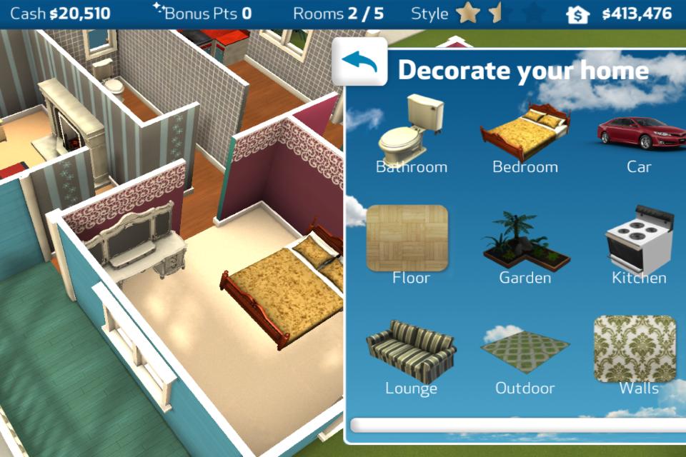 Screenshot Our First Home APK
