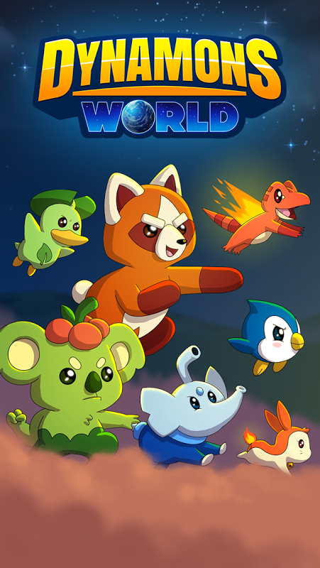 Dynamons World The App Store