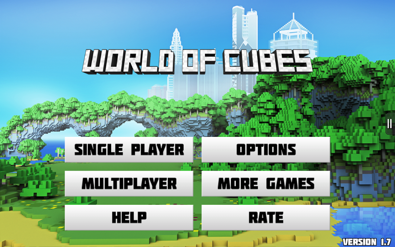Screenshot World of Cubes APK
