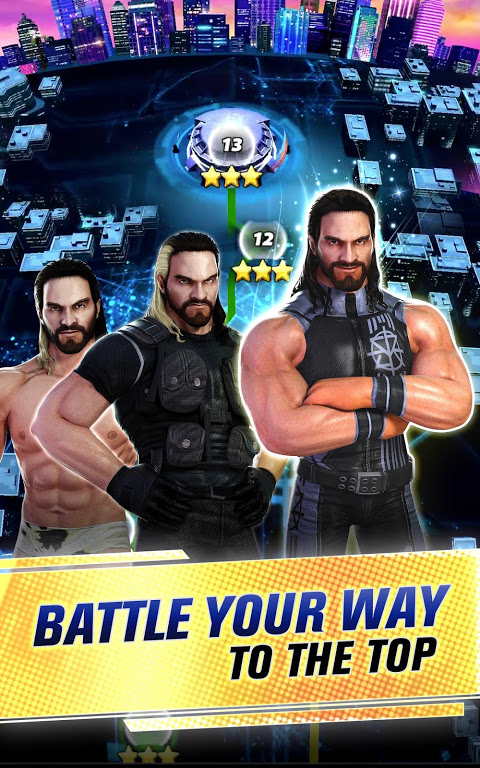 WWE Champions Free Puzzle RPG The App Store android Code Lads