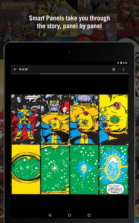 Marvel Unlimited The App Store android Code Lads