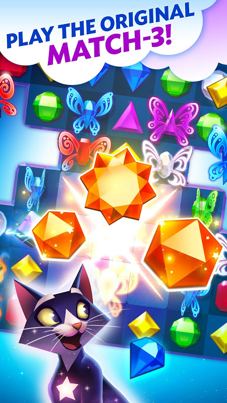 Bejeweled Stars: Free Match 3 The App Store