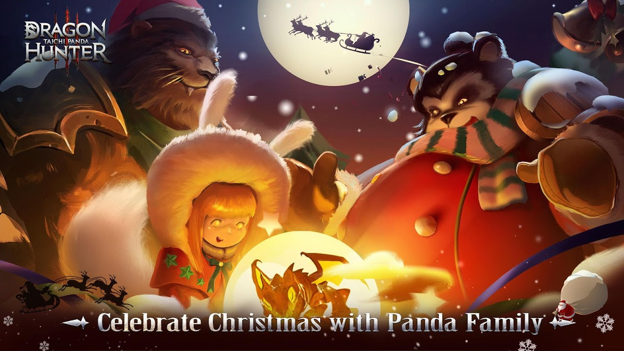 Taichi Panda 3: Dragon Hunter The App Store android Code Lads