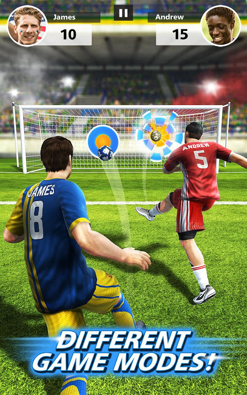 Football Strike - Multiplayer Soccer The App Store