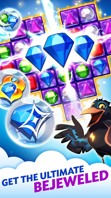 Bejeweled Stars: Free Match 3 The App Store android Code Lads