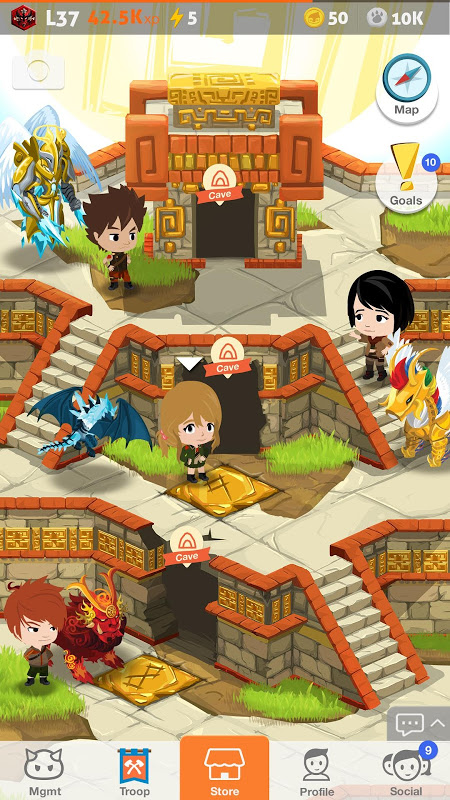 Battle Camp - Monster Catching The App Store