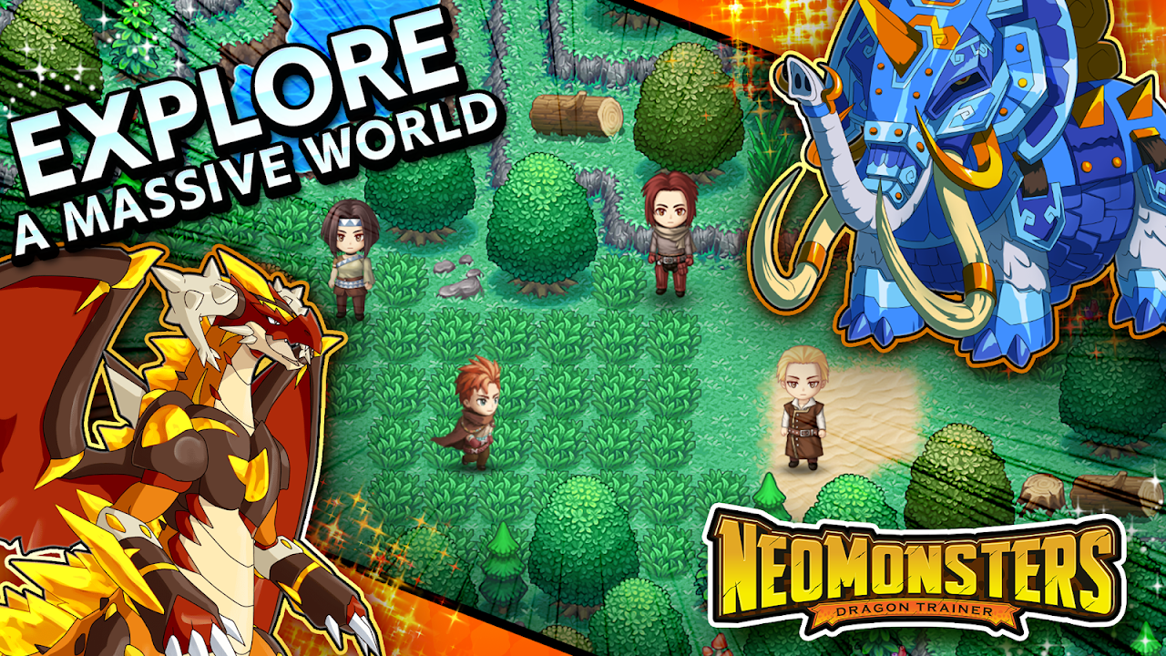Neo Monsters The App Store