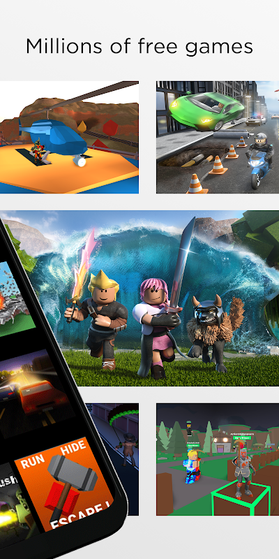 Screenshot ROBLOX APK
