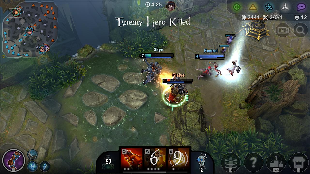 Screenshot Vainglory 5V5 APK