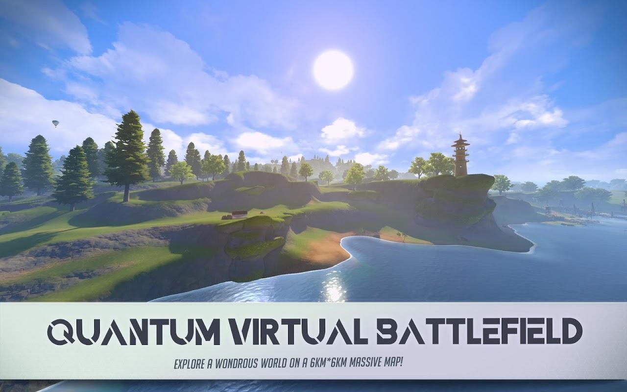 Screenshot Project : Battle APK
