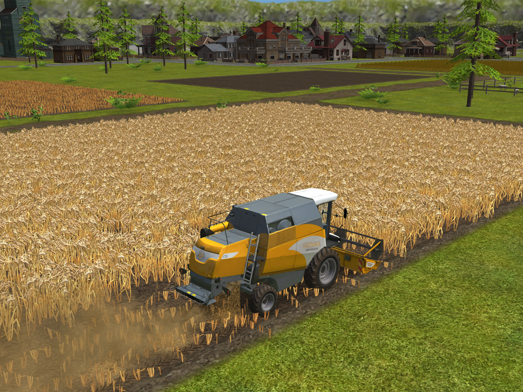 Farming Simulator 16 The App Store android Code Lads