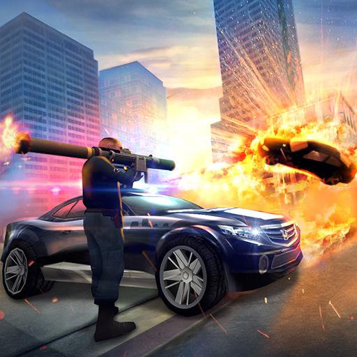 Police vs Gangster New York 3D #Msi8Store