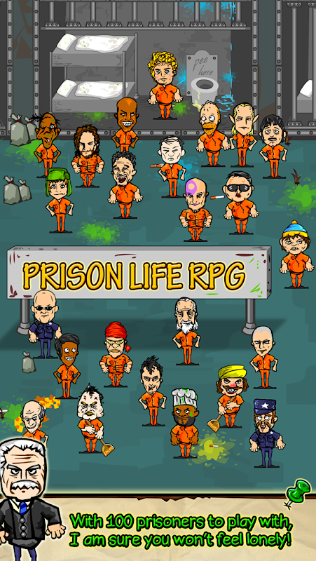 Prison Life RPG The App Store android Code Lads