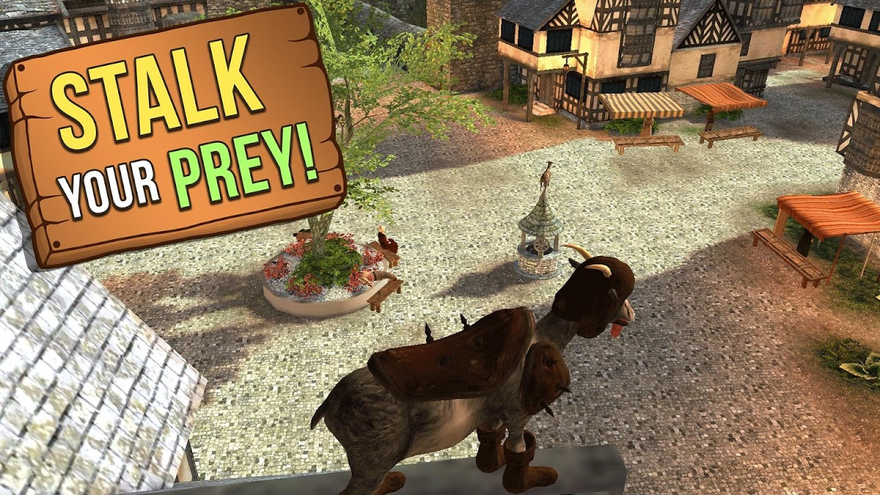 Goat Simulator MMO Simulator The App Store android Code Lads